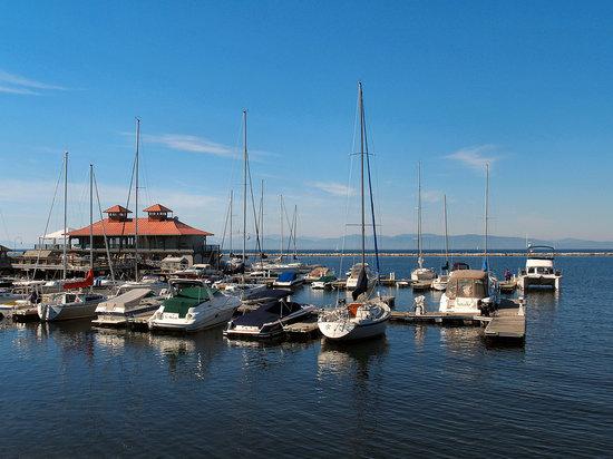 burlington-waterfront